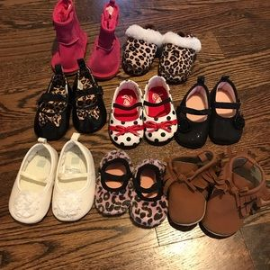 Other - Baby girl shoe bundle